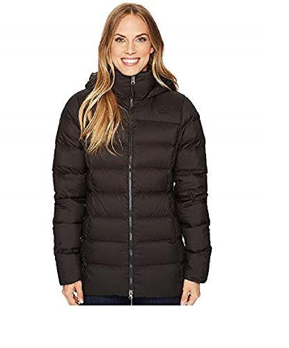 - The North Face Women's Nuptse Ridge Jacket (TNF Black, Large)