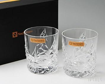 91901 Spiegelau /& Nachtmann 2-teiliges Whiskybecher-Set Sculpture