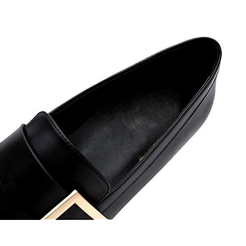 Style Et Décontracté ZPEDY Portable Chaussures Américain Beige Européen élégant pour Femmes Confortable w7qtqX0