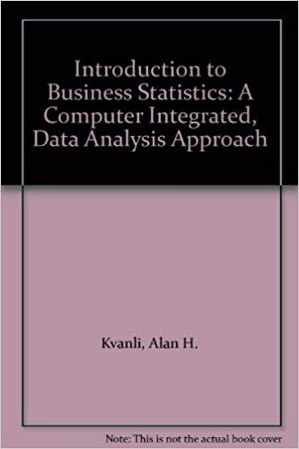 Study Guide for Introduction to Business Statistics: A