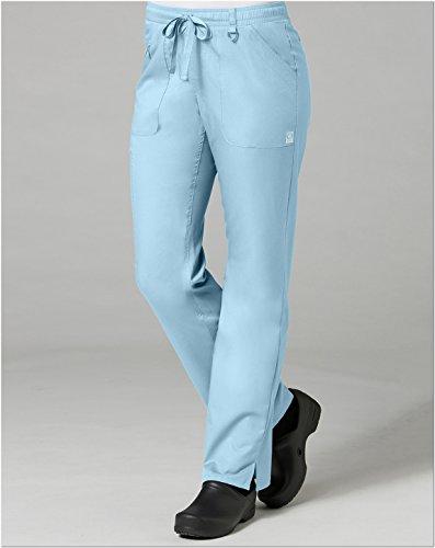 sky blue scrubs - 3