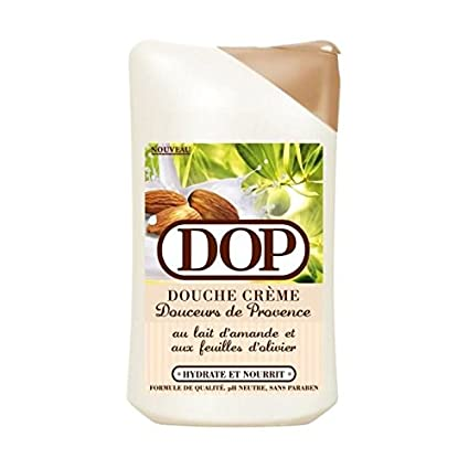 DOP – Ducha Crema – Douceur de Provence – Leche de almendra dulce y hojas de