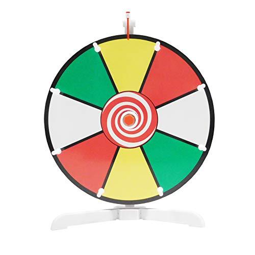 Spinning Prize Wheel 12