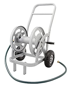 Amazoncom Liberty Garden Products 1200 Silver 2 Wheel Garden