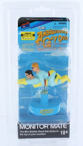 SDCC 2014 Exclsuive Ambiguously Gay Duo Monitor Mate (Ace And Gary)