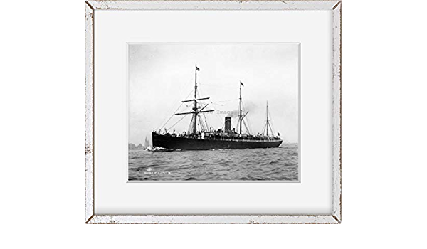 Great Lakes,Coralia,Freighter,Cargo Ships,Boat,Vessels,Water Transportation,1890 INFINITE PHOTOGRAPHS Photo