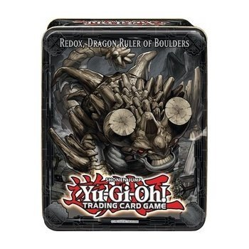 Yugioh 2013 Wave 2 CT10 Collector Tin Redox, Dragon Ruler of Boulders Sealed [Holiday Gifts]
