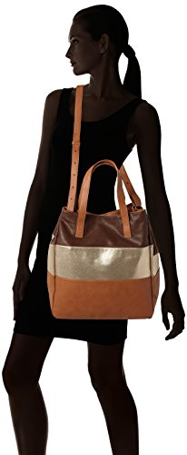 Sacs Marron Cognac Pcjina Pieces menotte Bag E8WpqxBT