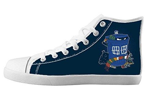 Girls Canvas High Top Shoes Sesame Street Design 10 oCwcLSRn