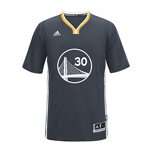 Amazon.com: Stephen Curry dorado State Warriors Adidas ...