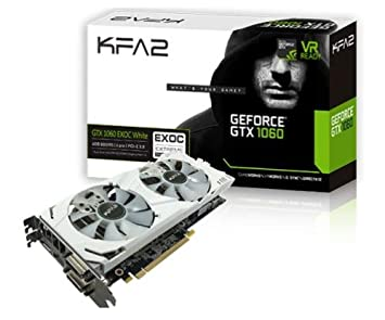 GALAX 60NRH7DVM3WK - Tarjeta gráfica (GeForce GTX 1060, 6 GB ...