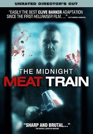 Midnight Meat Train [Reino Unido] [DVD]: Amazon.es: Cine y Series TV