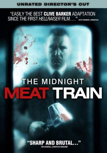 The Midnight Meat Train (Unrated...