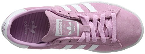Pink Unisex Ginnastica White White footwear Da Bambini Scarpe – footwear Basse Rosa frost Campus Adidas axXAwRqqv