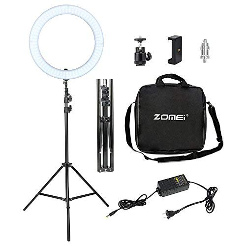 LED Ring Light with Stand