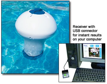 Wireless Cehmistry Monitoring System NA2410DX