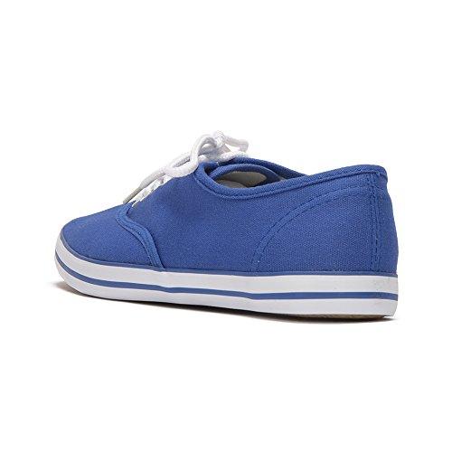 Bleu Unies Reservoir Basses Mixte Baskets Shoes wztqtUPX