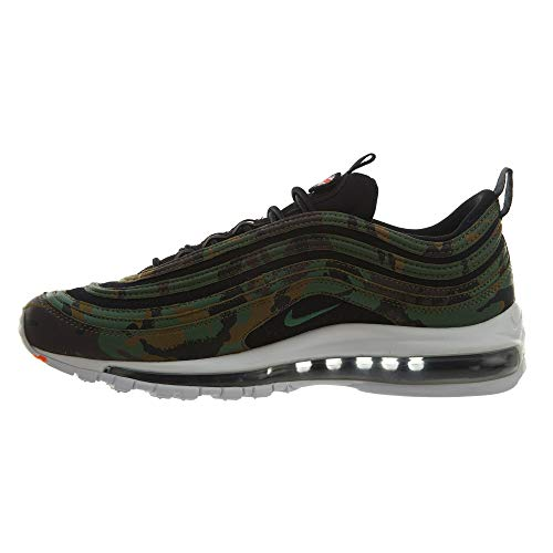 Amazon.com | Nike Air Max 97 Premium QS Mens Running Trainers Aj2614 Sneakers Shoes | Basketball
