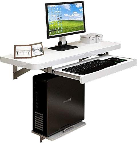 Mesa para computadora portátil Mesa montada en la pared Escritorio ...