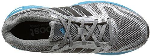 adidas Revenergy Mesh Woman - Zapatillas de running Mujer Gris / Azul