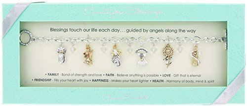 Count Your Blessings Charm Bracelet