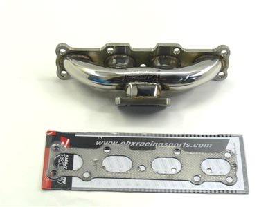 OBX Performance Turbo Manifold Exhaust Header 99-05 Mazda Miata 1.8L