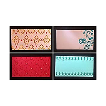 and Printing on Paper | Reusable Painting Template for Home Decor Wood 6X6 2 pcs Wall Crafting Floor Warli and Warli Borders CrafTreat Stencil DIY Albums Fabric Scrapbook Tile