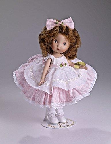 "P17NADD01 Commemorative Nancy Ann Storybook Doll 6"" Tall Porcelain Phyn & Aero, Tonner Doll Co. NEW!!"