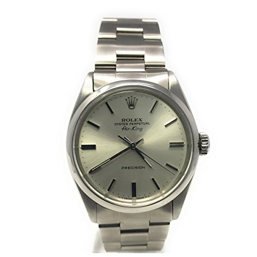 Rolex Air-King swiss-automatic mens Watch 5500 (Certified Pre-owned) by Rolex