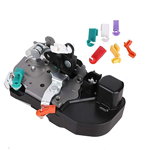 931-636 Door Lock Latch Actuator Motor Assembly Front Left Side for 2010 2009 2008 2007 2006 2005 2004 2003 Dodge Ram 1500 2500 3500 55276791AC, 55276791AE, 55276791AF, 55276791AG, 55372851AA ()