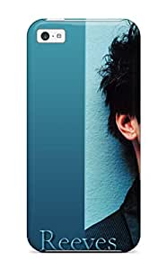 Durable Keanu Reeves Back Case/cover For Iphone 5c