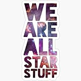 Deangelo We are All Starstuff Stickers (3 Pcs/Pack)