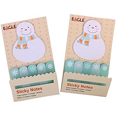 eagle-cute-cartoon-sticky-notes-bookmarks
