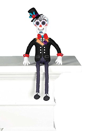 Amscan 242344 Sitting Day of The Dead Groom