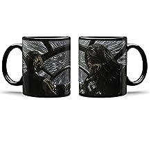 Star Wars Millennium Falcon Light speed Heat Change Ceramic Coffee Mug / Cup ...