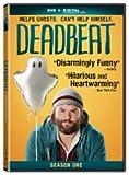 Deadbeat Season One DVD + Digital - Tyler Labine, Cat Deeley, Brandon T. Jackson
