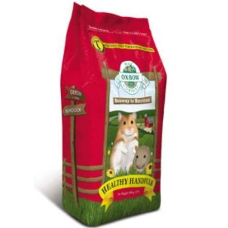 Oxbow Animal Health Hamster and Gerbil Fortified Food, 2-Pound by Oxbow
