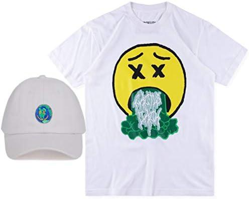 Astroworld Camiseta Bordado Excursión Gorra de Beisbol Cuello ...
