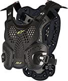 Alpinestars unisex-adult A-1 Roost Guard Black/Anthracite Md/Lg (Multi, one_size)
