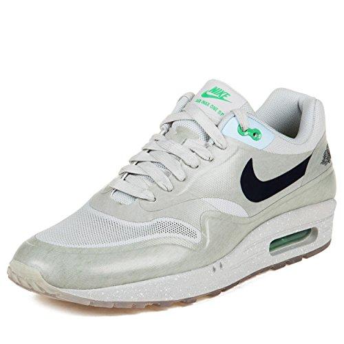 Nike Air Max 1 - Zapatillas de Material Sintético para hombre gris
