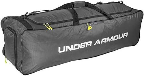 Under Armour Men's Lacrosse Team Bag - Graphite