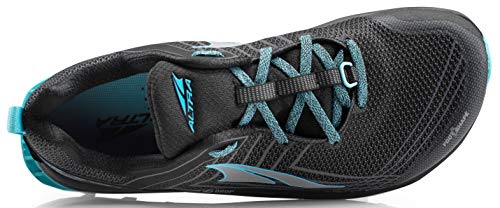 Altra AFM1957F Men's TIMP 1.5 Trail Running Shoe, Gray/Blue - 8.5 D(M) US by Altra (Image #2)