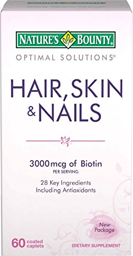Hair, Skin and Nails Caplets Review​