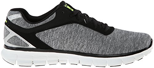 Jaune grau Skechers nbsp;instant Homme Chaussons lgbk Synergy Reaction 7YwBXq6g