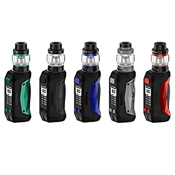 Kit de Aegis mini 80W TC 2200mah + Cerberus 5.5 ml Geek Vape: Amazon.es: Salud y cuidado personal
