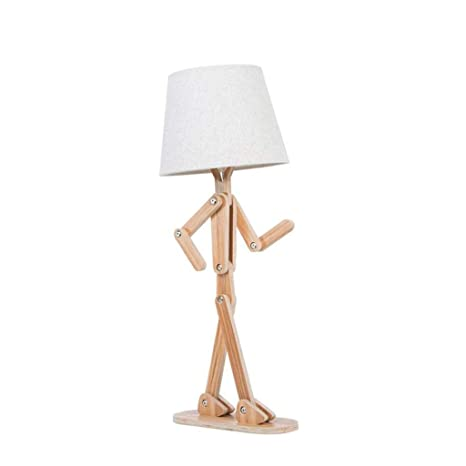 Lámpara de pie- ⛔LDD Stickman Creative Humanoid Floor Light ...