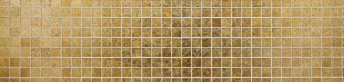 Mosaikfliese Transluzent Glasmosaik Crystal gold Struktur MOS120-0746