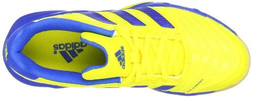 Adidas Domstol Stabil 10 - G64995 Blå-gul 9p0yKvvQ