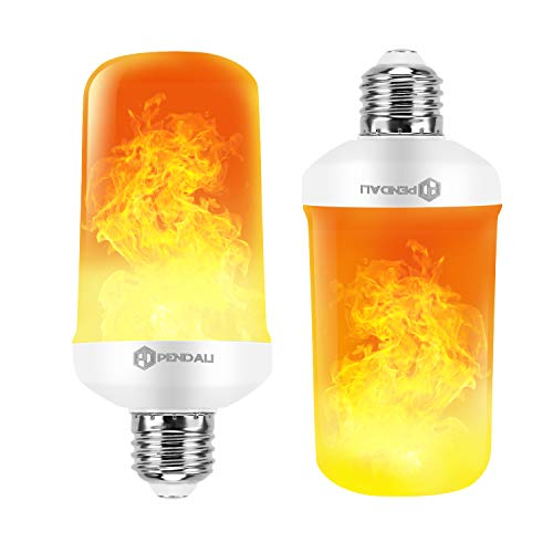 Outdoor Flickering Candle Light Bulbs in US - 1