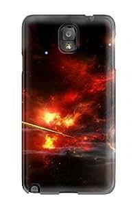 Best Galaxy Note 3 Case Bumper Tpu Skin Cover For Spaceship Accessories